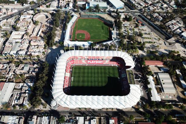MEX: Necaxa v Pachuca - Torneo Guard1anes 2021 Liga MX