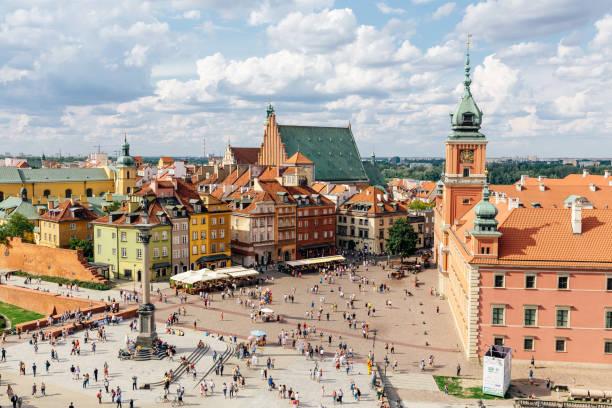 Warsaw, Poland Warsaw, Poland