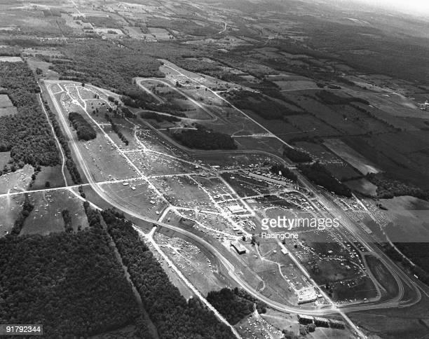 Aerial view of Watkins Glen International
