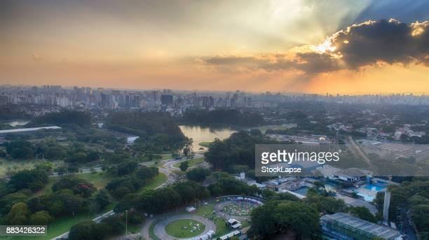 Aerial View - Sao Paulo