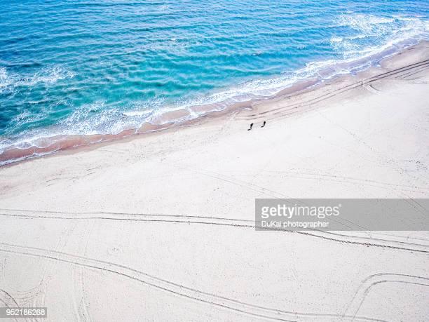 Aerial View sea