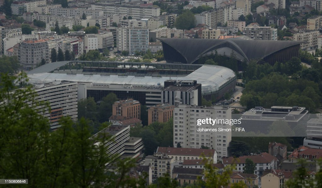 National Trophy Tour: Grenoble - FIFA Women's World Cup France 2019 : News Photo