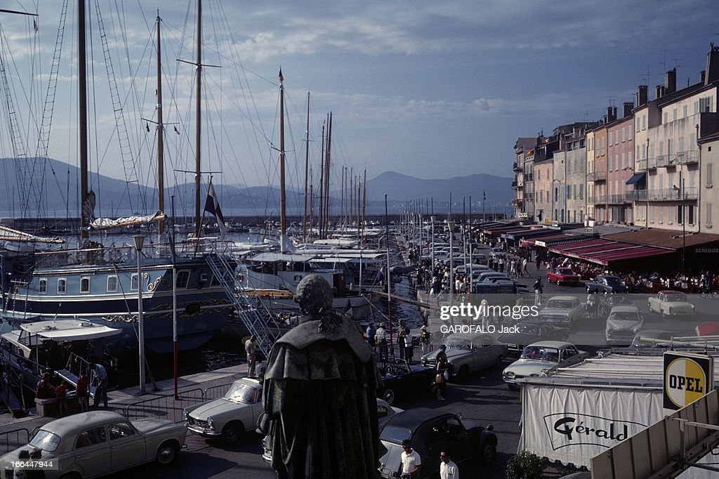 Aerial Views And General Views Of In Saint Tropez Pictures Getty