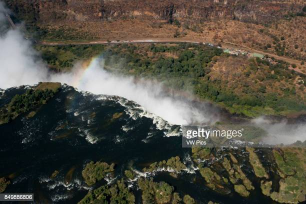 Aerial views of the Victoria Falls In our minds there's no better way to get a true sense of the immense scale of Victoria Falls than from the air...