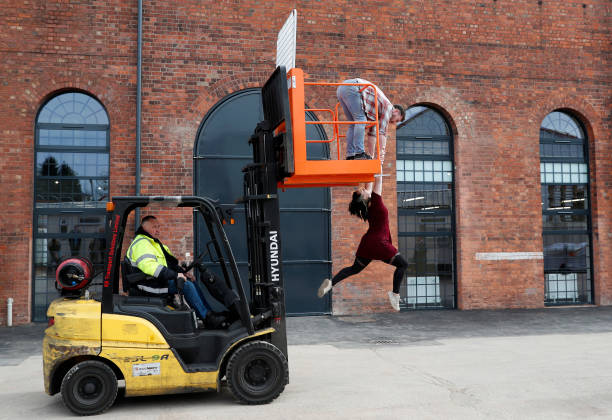 GBR: Former Daimler Car Factory Reimagined As Creative Space For Artists