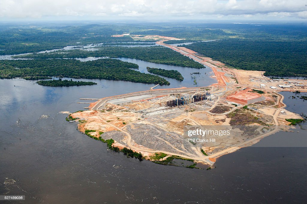 Brazil - Ecology and environment - Greenpeace Amazonian operations : News Photo