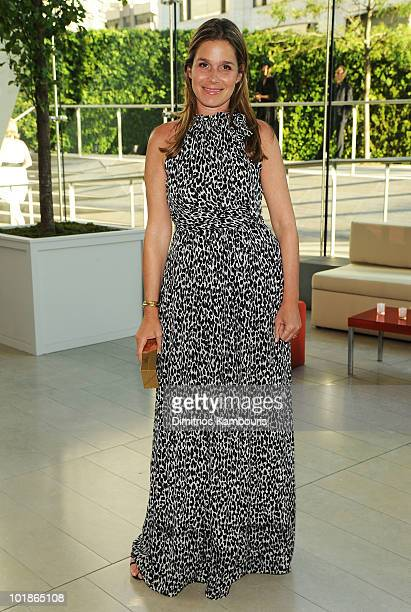 Aerin Lauder attends the 2010 CFDA Fashion Awards at Alice Tully Hall Lincoln Center on June 7 2010 in New York City