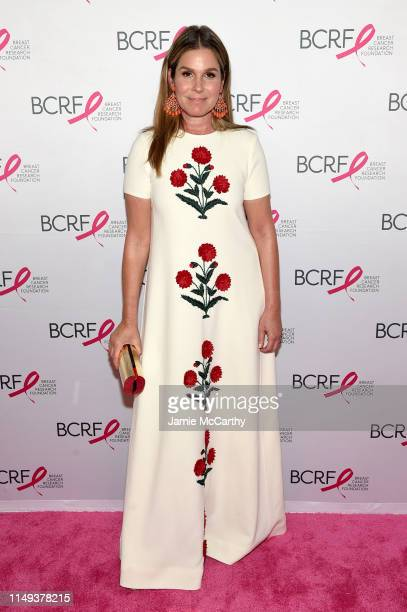 Aerin Lauder attends the Hot Pink Party hosted by the Breast Cancer Research Foundation at Park Avenue Armory on May 15 2019 in New York City