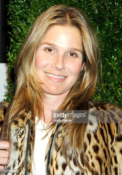 Aerin Lauder during The 52nd Annual Winter Antiques Show Benefitting The East Side House Settlement at The Seventh Regiment Armory in New York New...