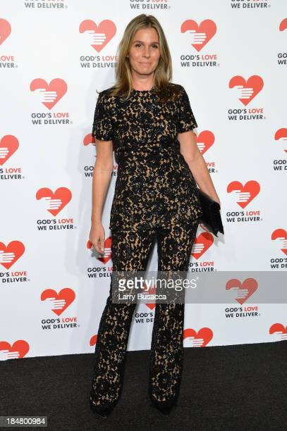 Aerin Lauder recipient of the Golden Heart Award for Lifetime Acheivement attends God's Love We Deliver 2013 Golden Heart Awards Celebration at...