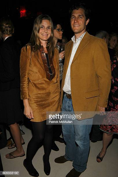 Aerin Lauder Zinterhofer and Eric Zinterhofer attend Opening of MR CHOW hosted by Eva and Michael Chow at Mr Chow's on May 4 2006 in New York City