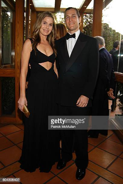 Aerin Lauder Zinterhofer and Eric Zinterhofer attend Vanity Fair Oscar Party at Morton's Restaurant on March 5 2006