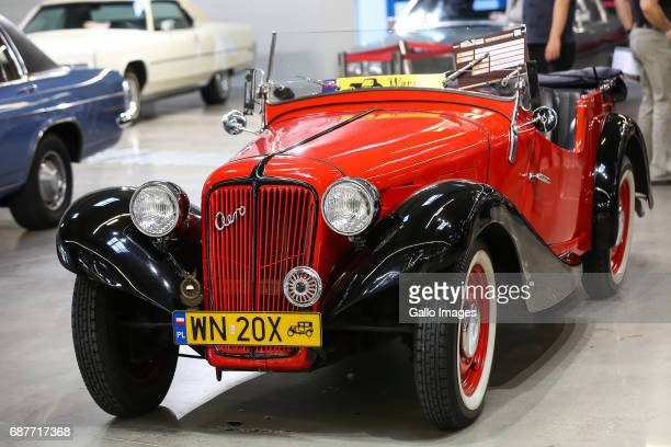 Aero 30 presented during the Oldtimer Warsaw Show 2017 on May 13 2017 in Nadarzyn Poland The exhibition showcases vintage car models