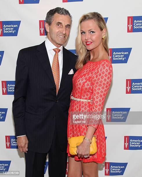 Aero Tec Laboratories President Peter Regna and spouse Barbara Regna attend the 2012 American Cancer Society Birthday Bash honoring Nate Berkus at...