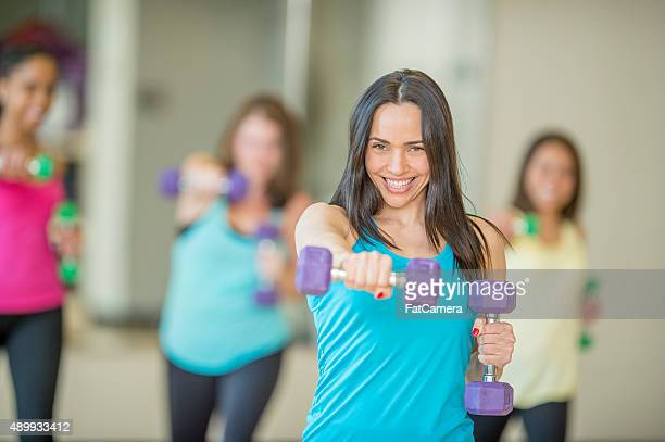 Erstklassige Aerobic Gewicht