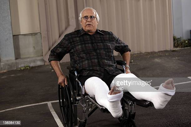 COMMUNITY 'Aerodynamics of Gender' Episode 207 Pictured Chevy Chase as Pierce