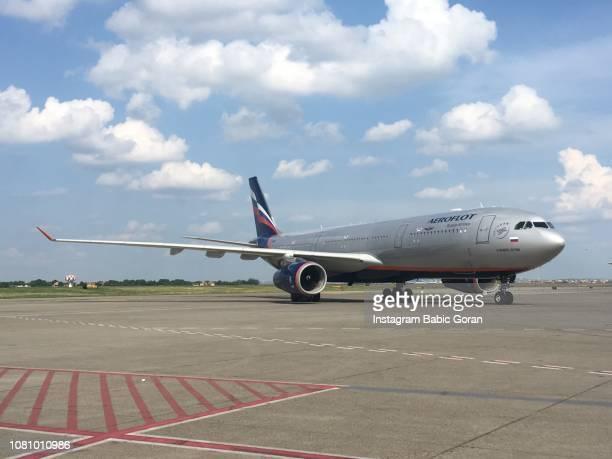 Aeroflot - Airbus 330