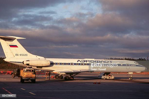 Aeroflot Jet