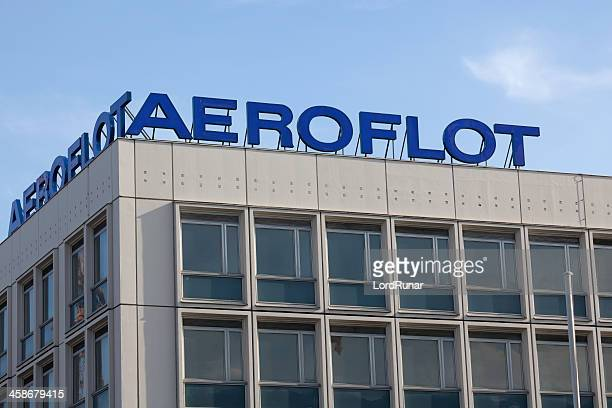 Aeroflot office