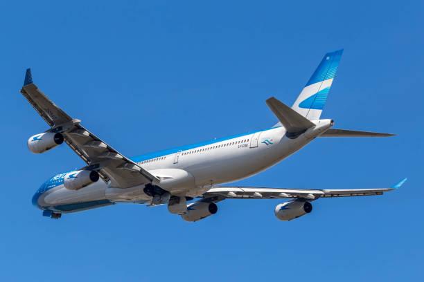 Aerolineas Argentinas, Airbus A340-313