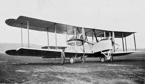 GBR: 14th June 1919 - 100 Years Since First Non-stop Transatlantic Flight
