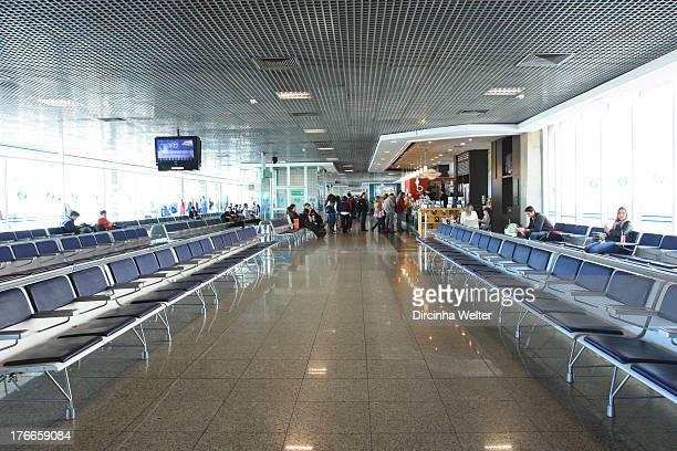 Aeroporto Congonhas de São Paulo é o terceiro mais movimentado aeroporto do Brasil Airport of São Paulo Congonhas Airport is the third busiest...
