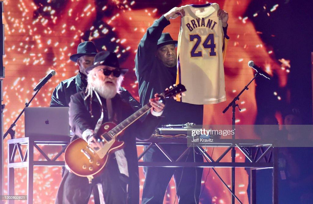 62nd Annual GRAMMY Awards - Show : News Photo