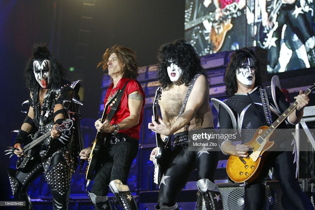 Aerosmith and KISS in Concert - December, 18 2003