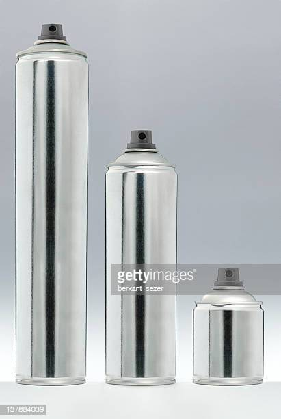aerosol - cylinder stock pictures, royalty-free photos & images