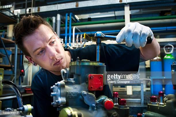 Aerospace technician