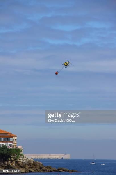 Aerospatiale AS 350B-3 Ecureuil (EC-KFO) Bomberos de Asturias