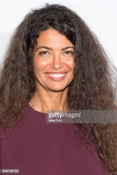 Afef Jnifen attends Fashion 4 Development's 7th Annual First Ladies Luncheon at The Pierre Hotel on September 19 2017 in New York City