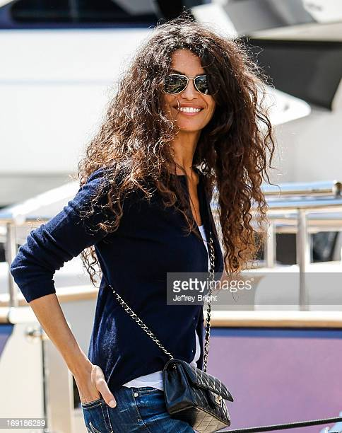 Afef Jnifen The 66th Annual Cannes Film Festival on May 20 2013 in Cannes France
