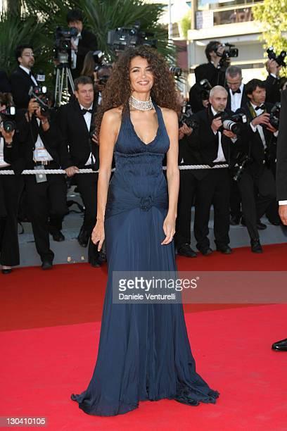 Afef Jnifen Tronchetti Provera during 2007 Cannes Film Festival 'Zodiac' Premiere at Palais de Festival in Cannes France