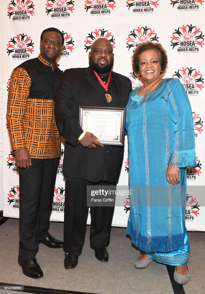 Hosea's Heroes Awards 2018