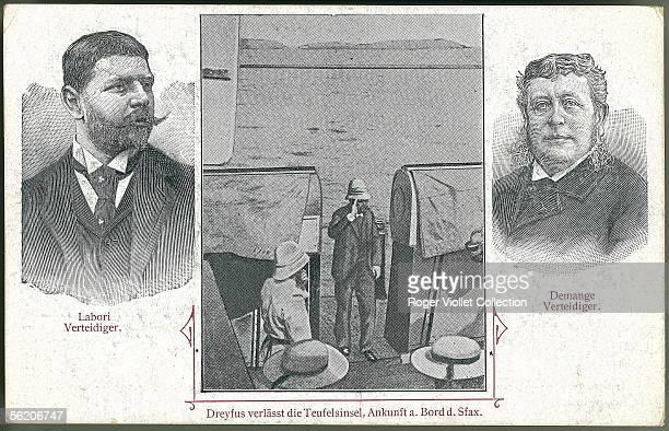 Affair Dreyfus About 1900