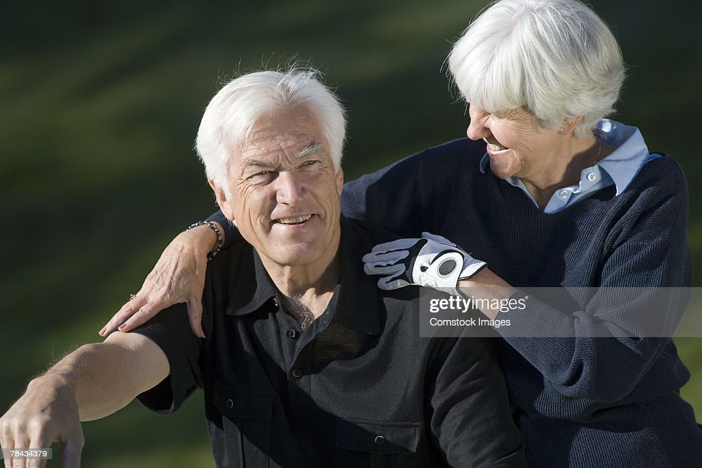 Affectionate couple : Stockfoto