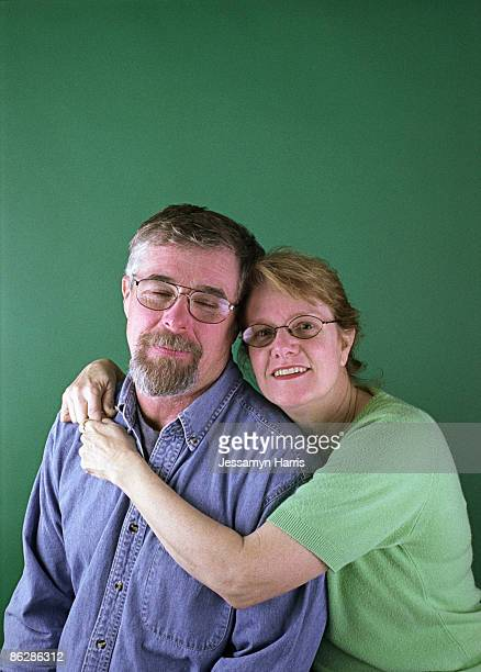 affectionate couple - jessamyn harris stock pictures, royalty-free photos & images
