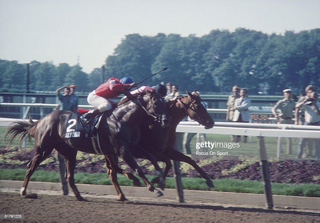 Belmont Stakes : News Photo