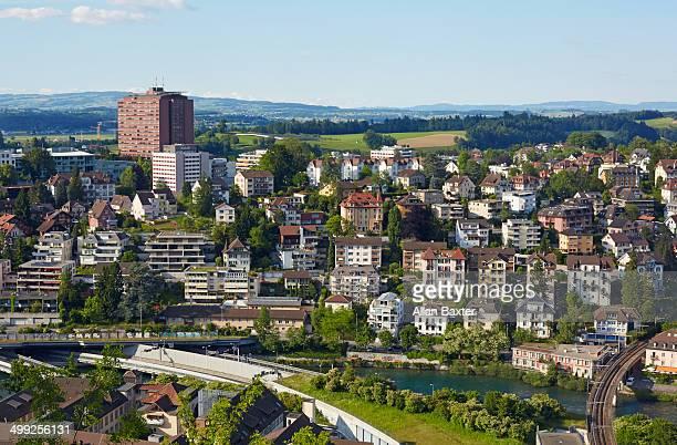 Affluent housing in Luzern