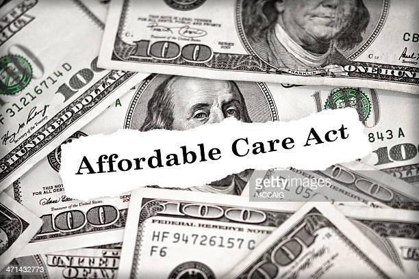 affordable care act - patient protection and affordable care act stock pictures, royalty-free photos & images
