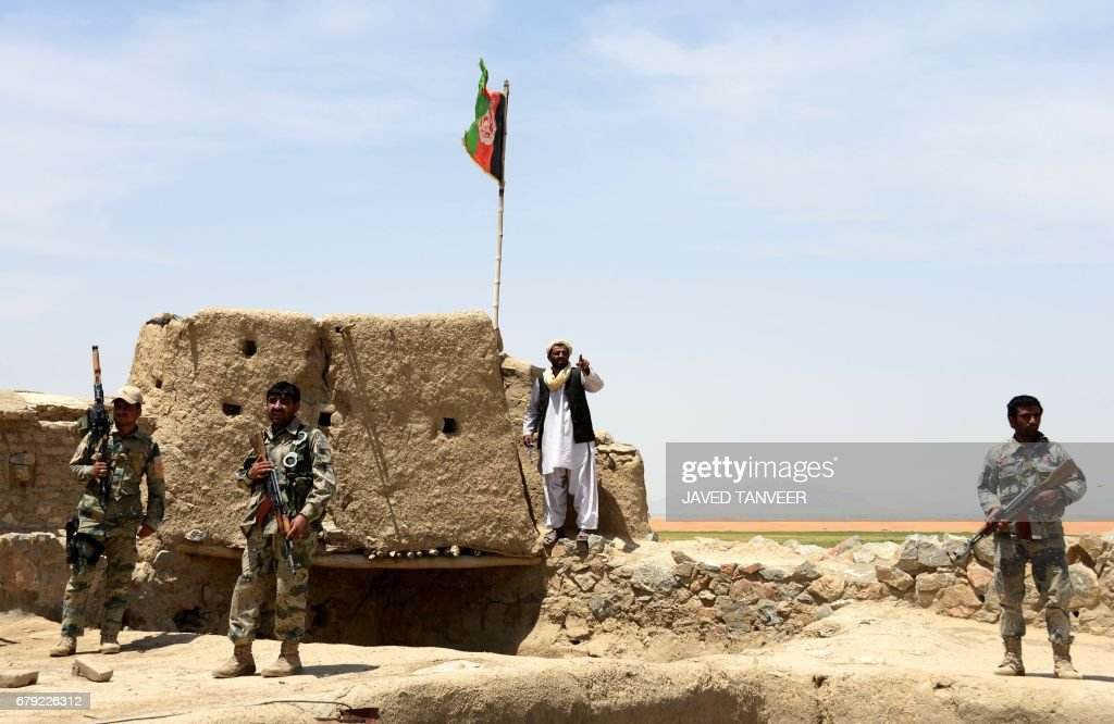 AFGHANISTAN-PAKISTAN-UNREST-BORDER : News Photo