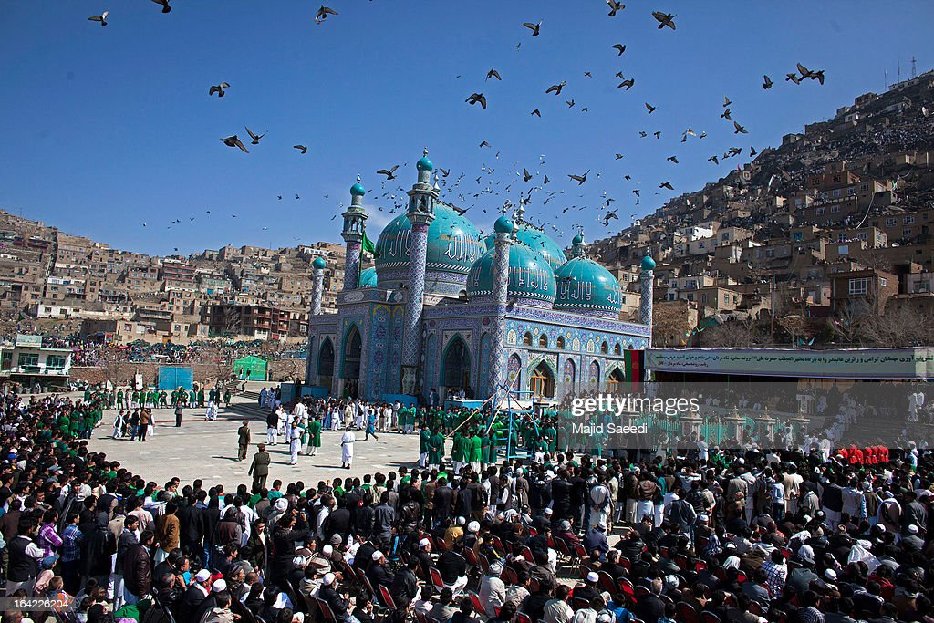 Nowruz Celebrations Take Place In Kabul
