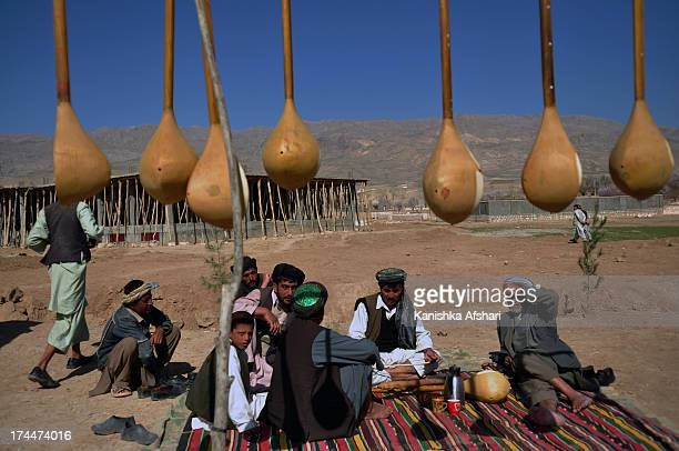 CONTENT] Afghan Local guitar sellers Samangan Province north of Afghanistan