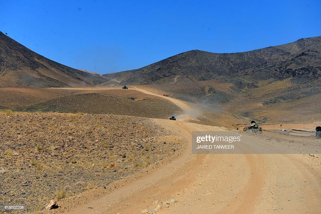 AFGHANISTAN-UNREST : News Photo