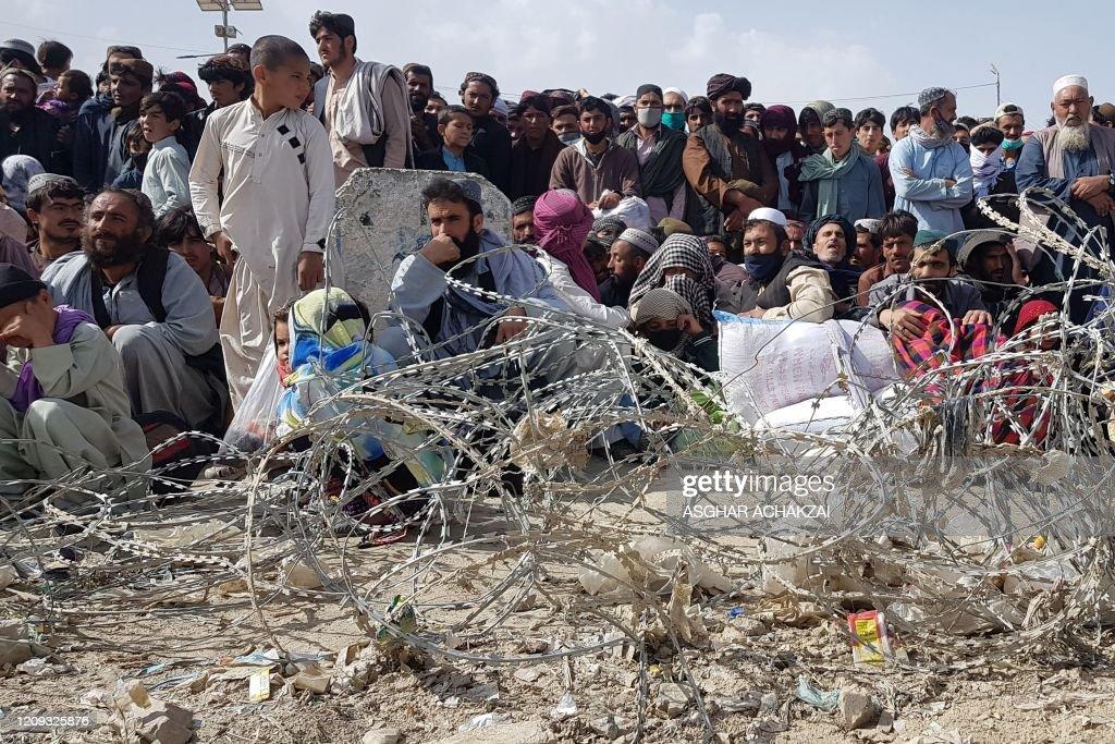 PAKISTAN-AFGHANISTAN-HEALTH-VIRUS : News Photo