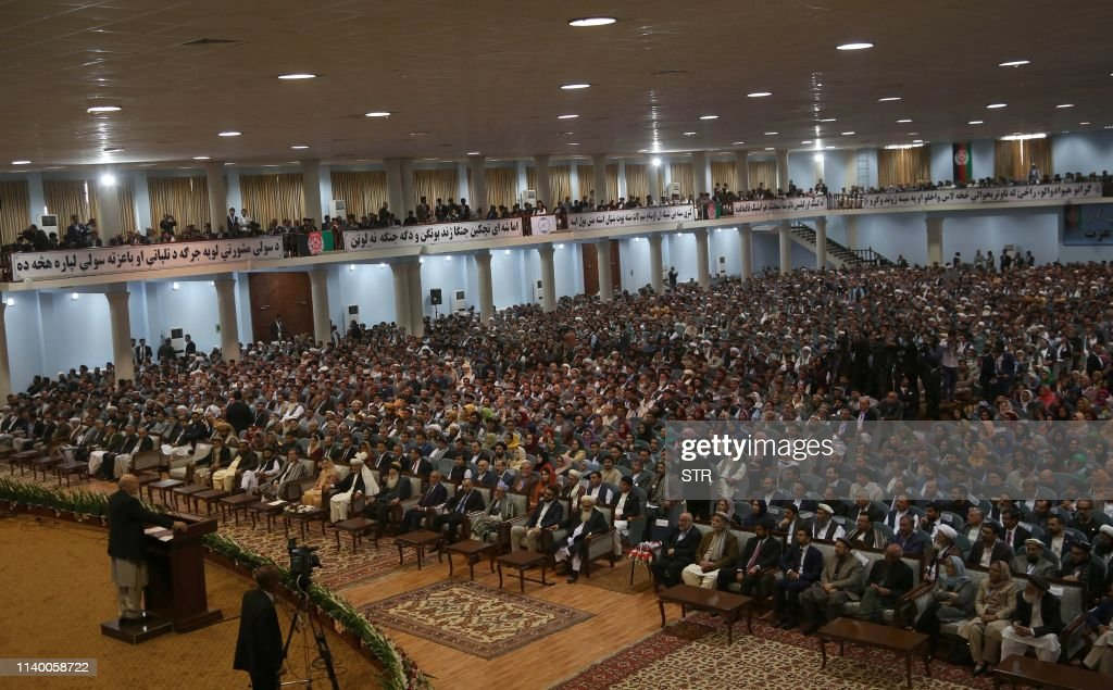 AFGHANISTAN-CONFLICT-PEACE-POLITICS : News Photo