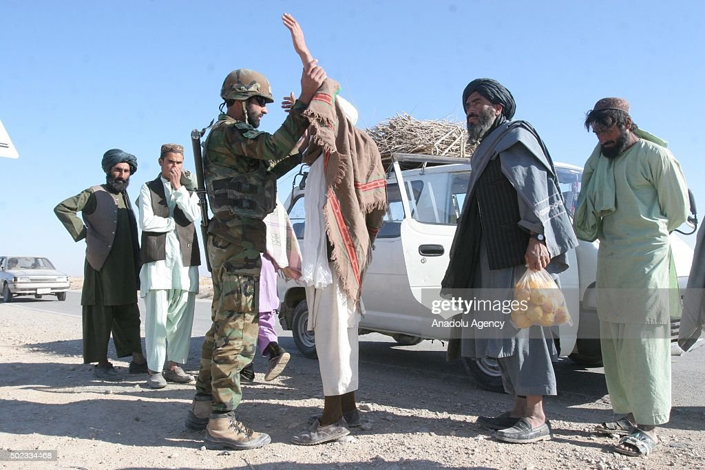 Clashes in Afghanistan's Helmand : News Photo