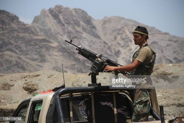 Afghan security forces deployed and start operations against Taliban around Torkham border point between Afghanistan and Pakistan in Nangarhar...