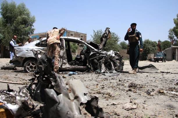 AFG: Car Bomb Kills Public Police Commander In Nangarhar